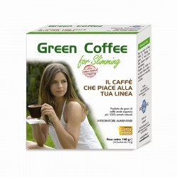 Green Coffee for Slimming BODYLINE - Brucia Grassi al Caffè Verde