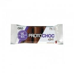 Protochoc Bar CIAOCARB - Tavoletta al Cioccolato  Proteica