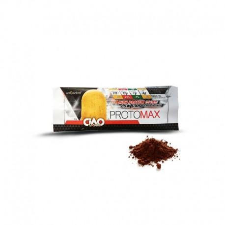 Protomax al Cacao CIAOCARB - Biscotto Savoiardo Proteico