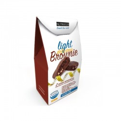 Light Delicious Brownie al Cioccolato NUTRIESTÉ - Dolce Proteico Dimagrante