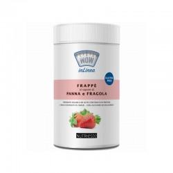 Frappè alla Panna e Fragola NUTRIESTÉ - Frullato Proteico Dimagrante