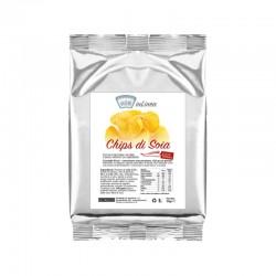 Chips di Soia alla Paprika NUTRIESTÈ - Patatine Proteiche