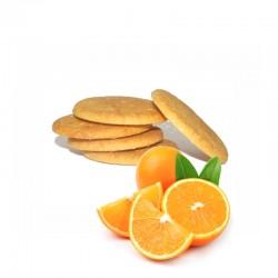 BiscoDélice all'Arancia con Scorzette d'Arancia NUTRIESTÈ - Biscotti Proteici