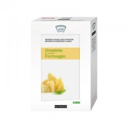Omelette al Formaggio 4 Buste NUTRIESTÉ - Omelette Proteica per Perdere Peso