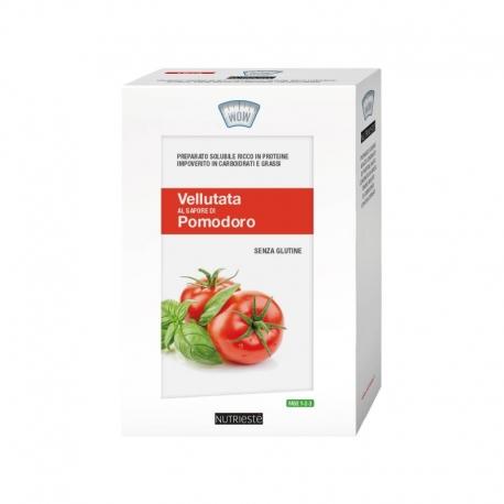 Vellutata al Pomodoro 4 Buste NUTRIESTÉ - Zuppa Proteica per Perdere Peso