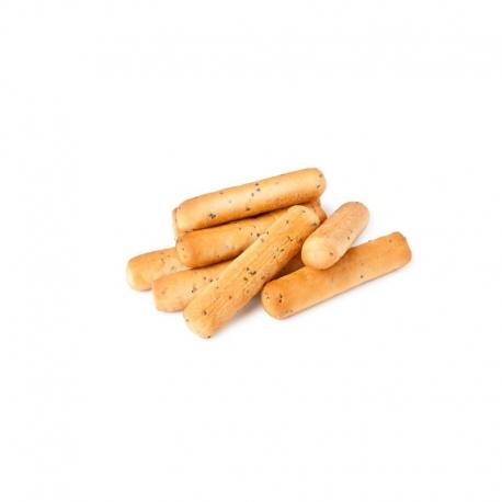 Mini Grissini con Semi di Sesamo NUTRIESTÉ - Grissini Proteici per Dimagrire