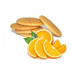 BiscoSnack all'Arancia con Scorze d'Arancia Candita EthicalFit - Biscotti proteici per perdere peso
