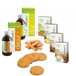 "Kit 14 Giorni ""Remise en Forme"" NUTRIESTÉ - Kit Dimagrante 6 kg"