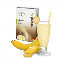 MilkShake alla Banana NUTRIESTÉ - Frullato Proteico per Dimagrire