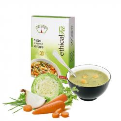 Zuppa Proteica alle Verdure NUTRIESTÉ - Zuppa Dimagrante