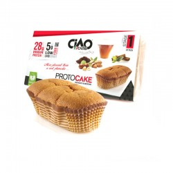 Protocake alla Nocciola CIAOCARB - Plum Cake Proteico