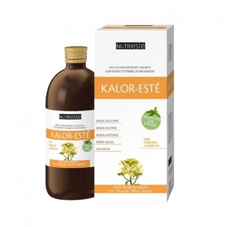 Kalor - Estè NUTRIESTÈ - Accelerazione del Metabolismo e Consumo Calorico